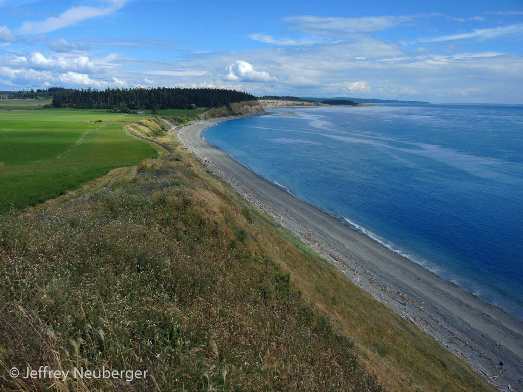 Ebey's Landing Hike in Coupeville, Washington by Jeffrey Neuberger