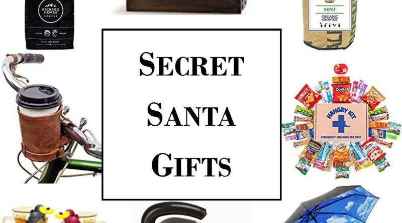 secret santa gift ideas